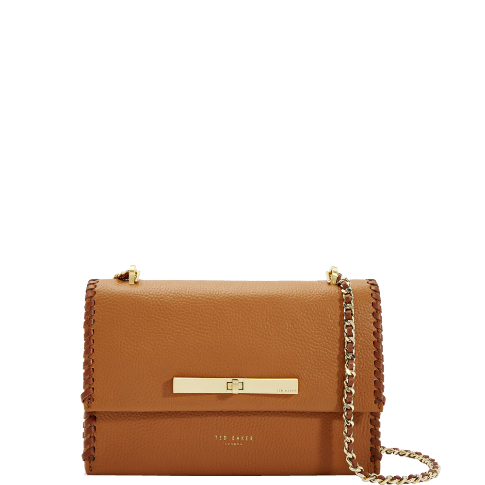 Ted Baker Cassiia Concertina Leather Cross Body Bag  0dfe12d90c7b2