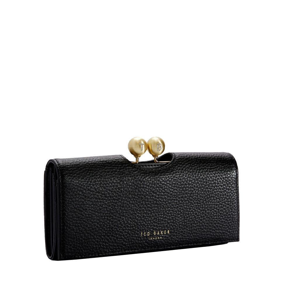 46e935b75 Ted Baker Josiey Scripted Leather Bobble Matinee Purse