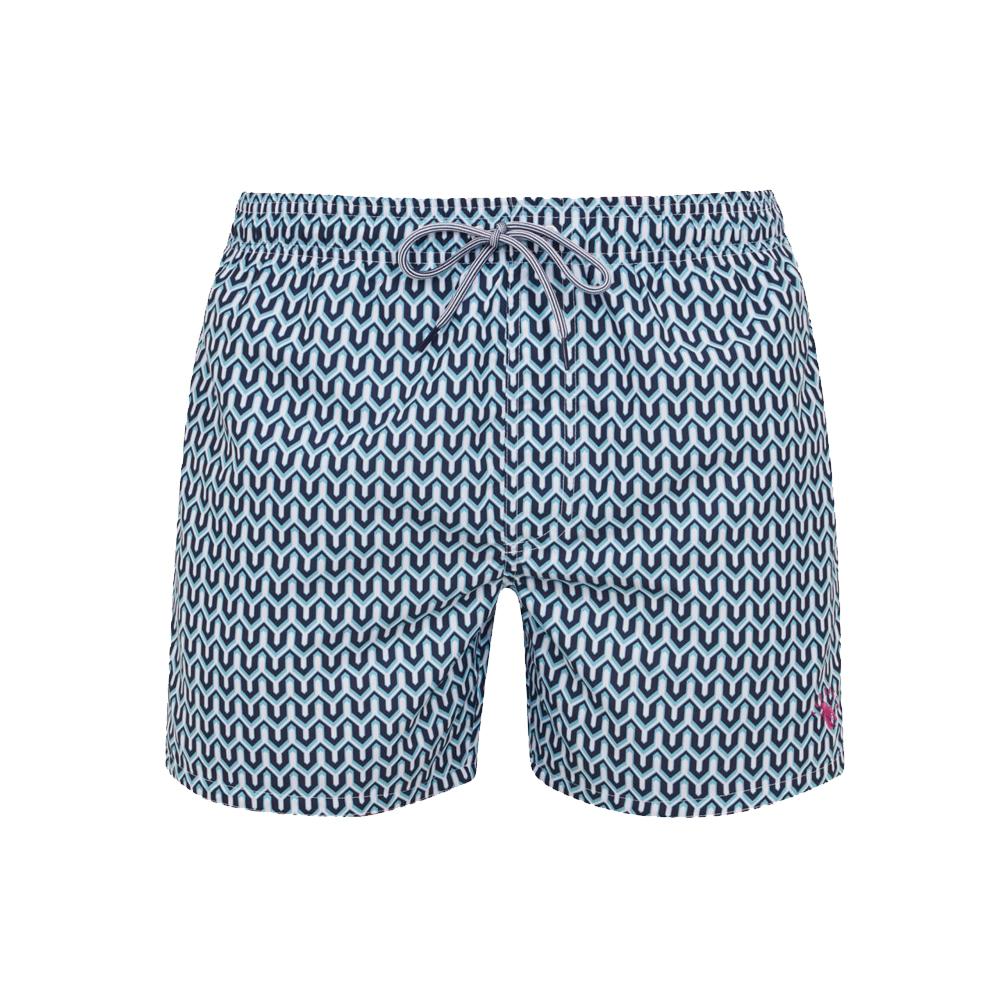 3dbb5a0273 Ted Baker HERMIT Geo Print Short Swim Shorts | Swimwear | Swimwear |  Jarrolds Norwich, Norfolk