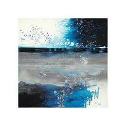 Soozy Barker Ice Blue Canvas Print
