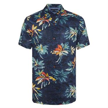 12aed4dc0 ... Tommy Hilfiger Tropical Print Linen Shirt