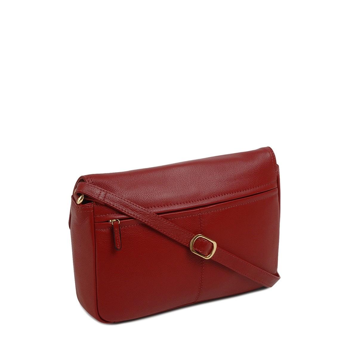 10f53ec3ba Tula Nappa Originals Medium Flapover Cross Body Bag