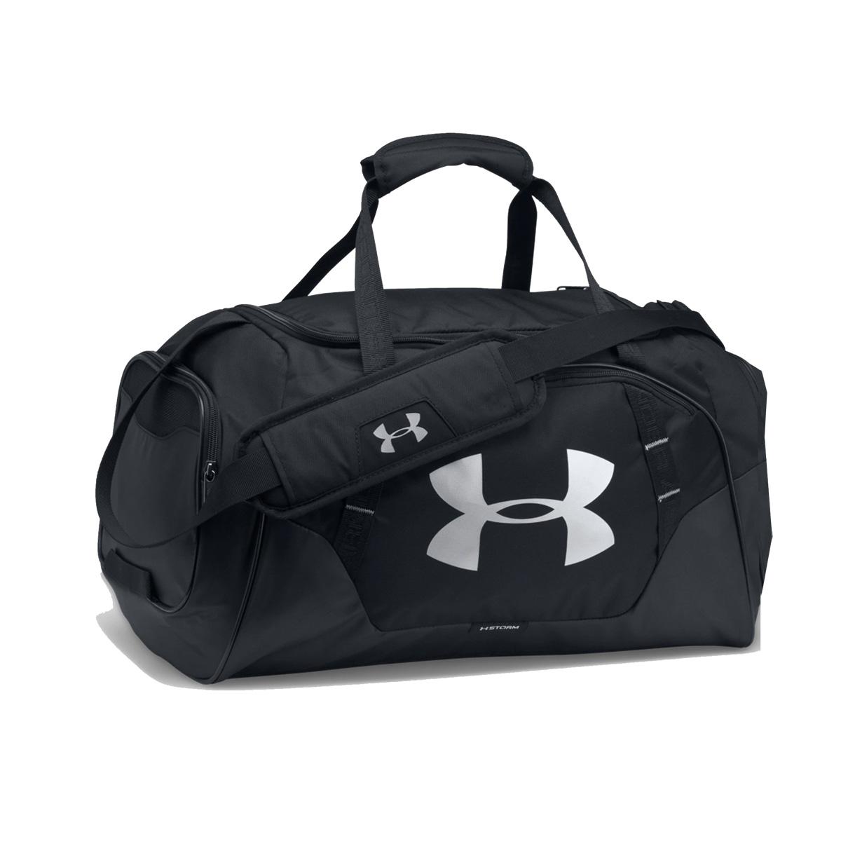 Under Armour Undeniable 3.0 Small Duffel Bag - Black  a39e16312d3ce