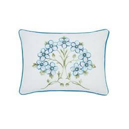 V&A Alyssum Embroidered Cushion