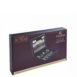 Viners Mayfair 18/10 Stainless Steel 44 Piece Box