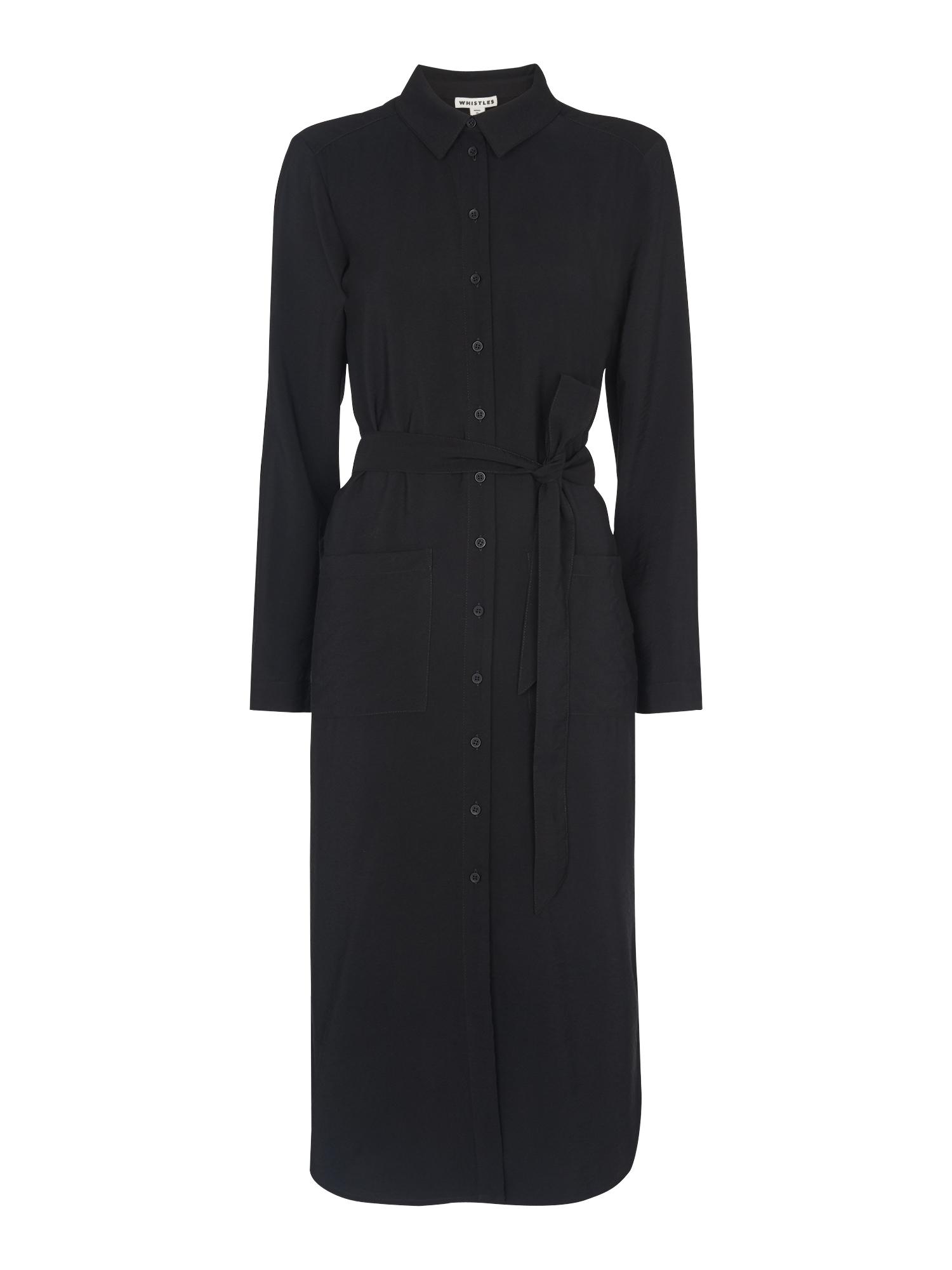 Whistles Montana Shirt Dress Dresses Dresses Jarrolds Norwich