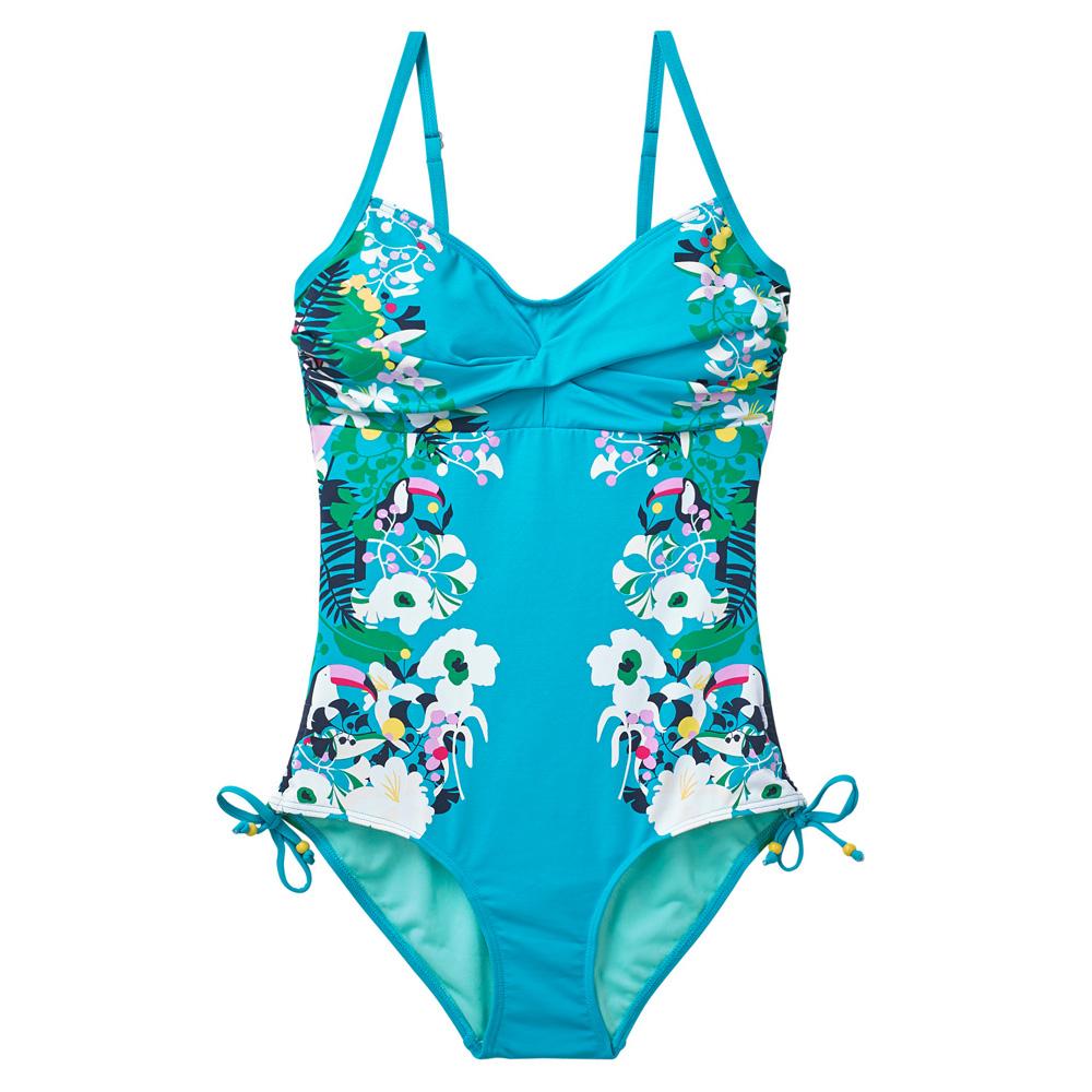 5150dd13f2ce7 White Stuff Toucan Placement Swimsuit | Swimsuits | Swimsuits | Jarrolds  Norwich, Norfolk