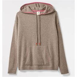 White Stuff Laura Lounge Cashmere Hoodie