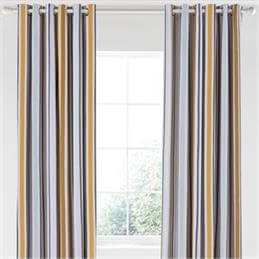 Scion Lintu Lined Curtains