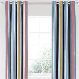 Scion Pepino Lined Curtains